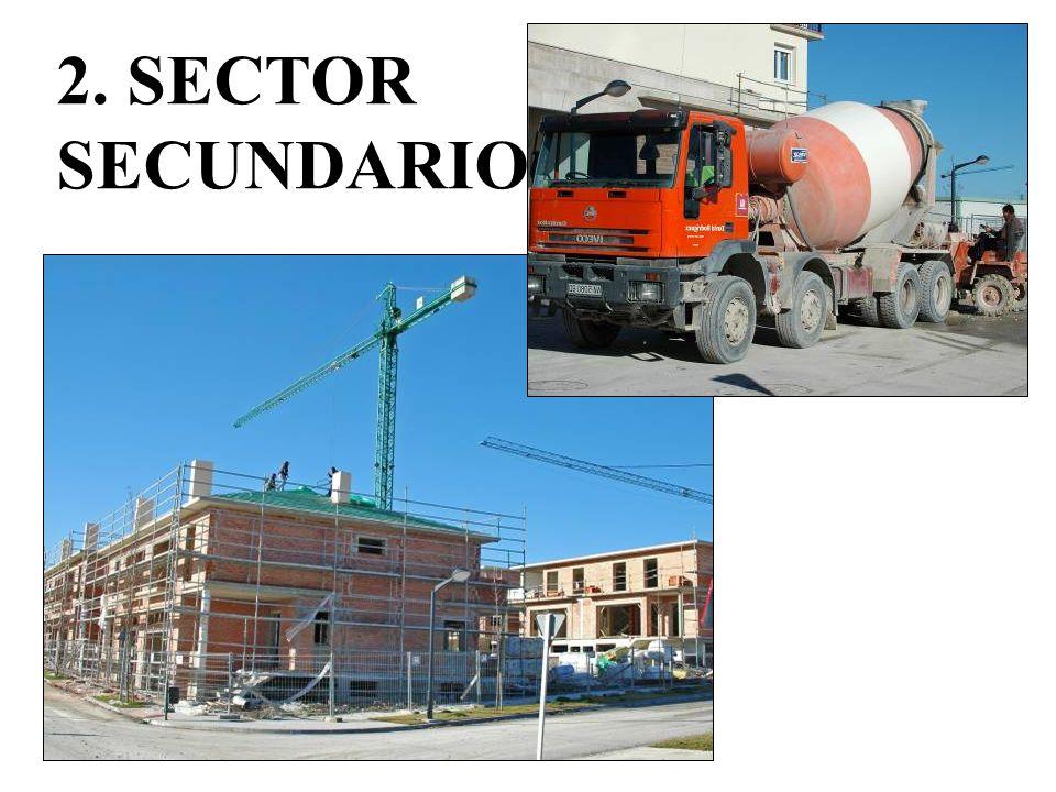 2. SECTOR SECUNDARIO