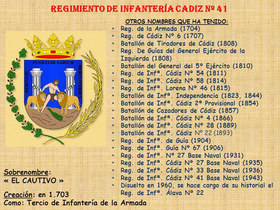 Regimiento de Infantería DE LA REINA nº 2 Regimiento de Infantería sevilla nº 40 PRINCIPALES HECHOS DE ARMAS Guerra de Portugal (1658-1664, 1762) Guer