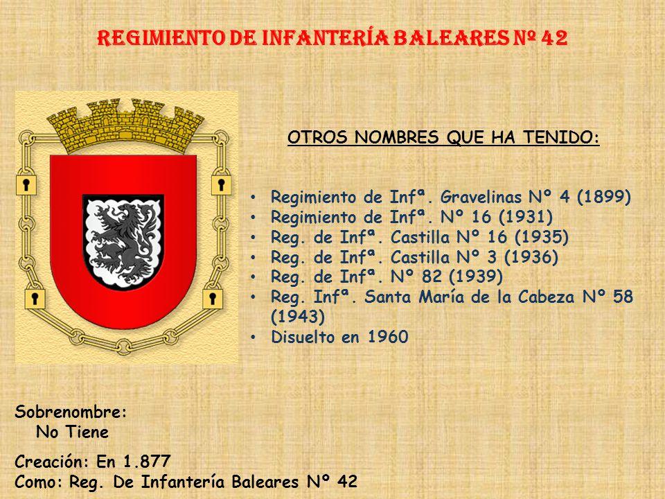 Regimiento de Infantería DE LA REINA nº 2 Regimiento de Infantería cadiz nº 41 PRINCIPALES HECHOS DE ARMAS Defensa de Ceuta (1703) Guerra de Sucesión