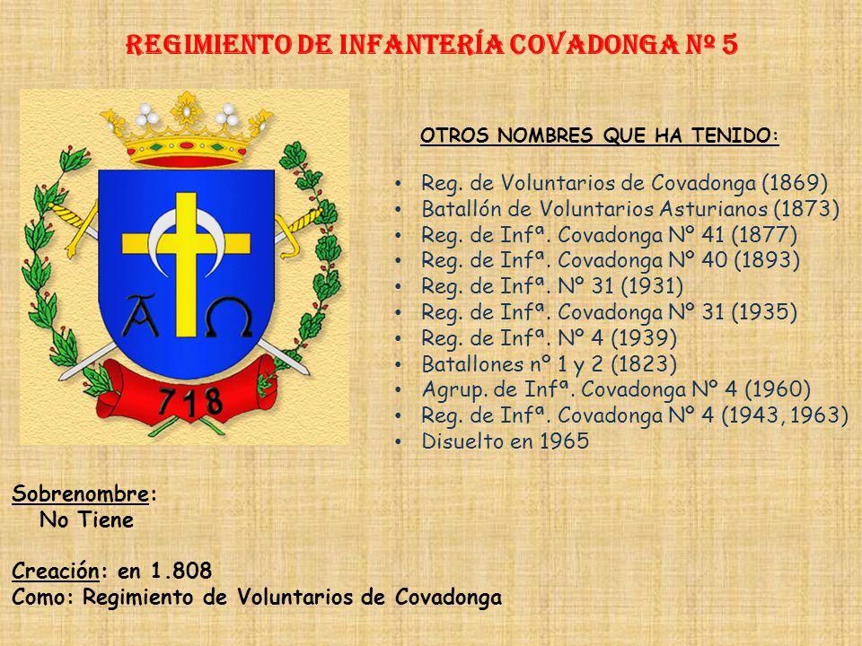 Regimiento de Infantería DE LA REINA nº 2 Regimiento de Infantería SIMANCAS nº 4 PRINCIPALES HECHOS DE ARMAS Guerra Carlista (1847-1849) Sucesos Polít