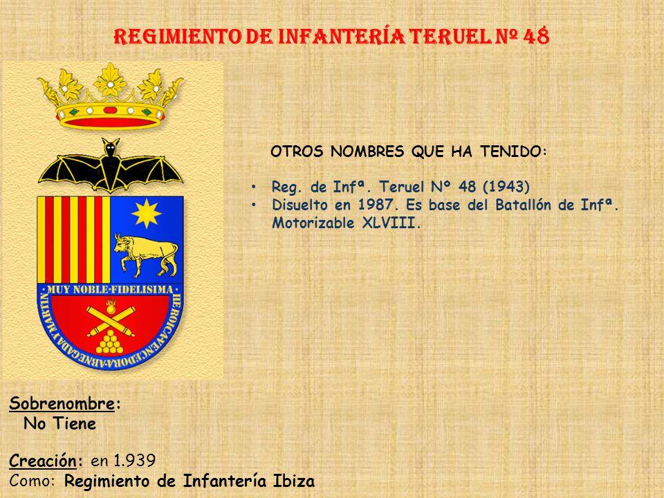 Regimiento de Infantería DE LA REINA nº 2 Regimiento de Infantería san quintín nº 32 PRINCIPALES HECHOS DE ARMAS Sus Antecesores en Guerra de Sucesión