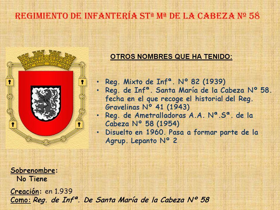 Regimiento de Infantería DE LA REINA nº 2 Regimiento de Infantería vergara nº 57 PRINCIPALES HECHOS DE ARMAS Guerra Carlista (1872-1876) Revolución de