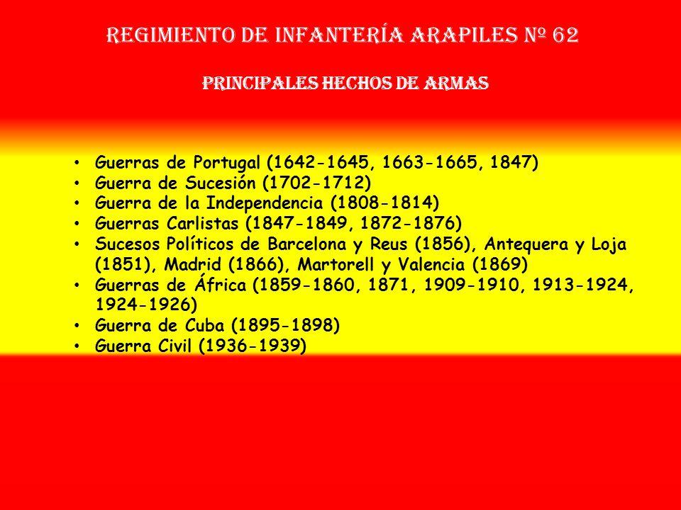 Sobrenombre: No Tiene Creación: en 1.642 Como: Compañía de Escolares de Salamanca OTROS NOMBRES QUE HA TENIDO: Tercio de Salamanca (1702) Regimiento d