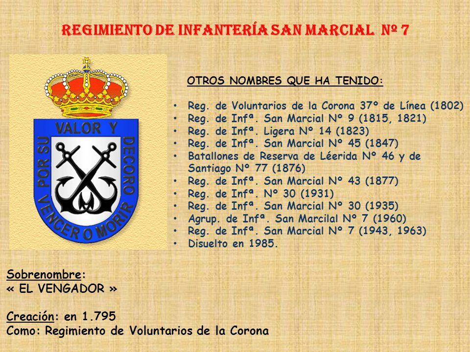 Regimiento de Infantería DE LA REINA nº 2 Regimiento de Infantería SABOYA nº 6 PRINCIPALES HECHOS DE ARMAS Guerras de Italia (1537, 1542, 1552-1553, 1