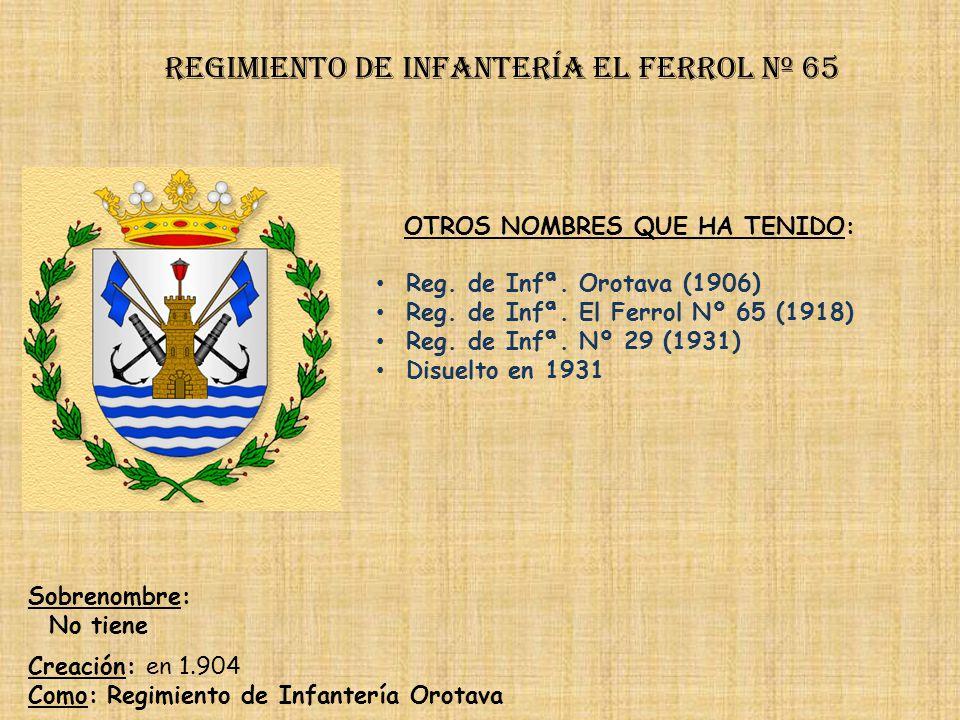 Regimiento de Infantería DE LA REINA nº 2 Regimiento de cazadores de alta montaña valladolid nº 65 PRINCIPALES HECHOS DE ARMAS Guerras con Francia (17