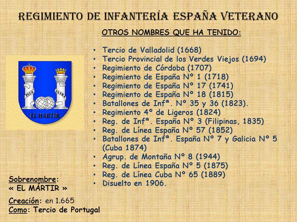 Regimiento de Infantería DE LA REINA nº 2 Regimiento de Infantería fernando vii PRINCIPALES HECHOS DE ARMAS Guerras de la Independencia (1808-1814) Ca