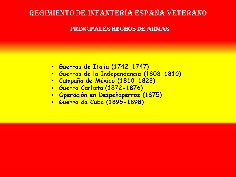 Sobrenombre: « EL MÁRTIR » Creación: en 1.665 Como: Tercio de Portugal OTROS NOMBRES QUE HA TENIDO: Tercio de Valladolid (1668) Tercio Provincial de l
