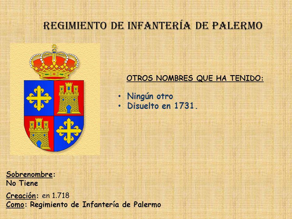 Regimiento de Infantería DE LA REINA nº 2 PRINCIPALES HECHOS DE ARMAS Regimiento de infantería de palencia Guerras con Sucesión (1709-1714) Defensa de