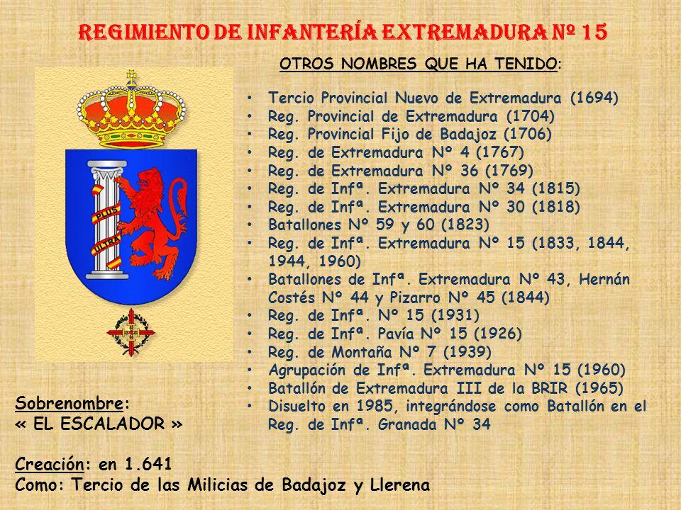 Regimiento de Infantería DE LA REINA nº 2 Regimiento de Infantería TETUÁN nº 14 PRINCIPALES HECHOS DE ARMAS Guerra de Cuba (1895-1898) Guerras de Áfri