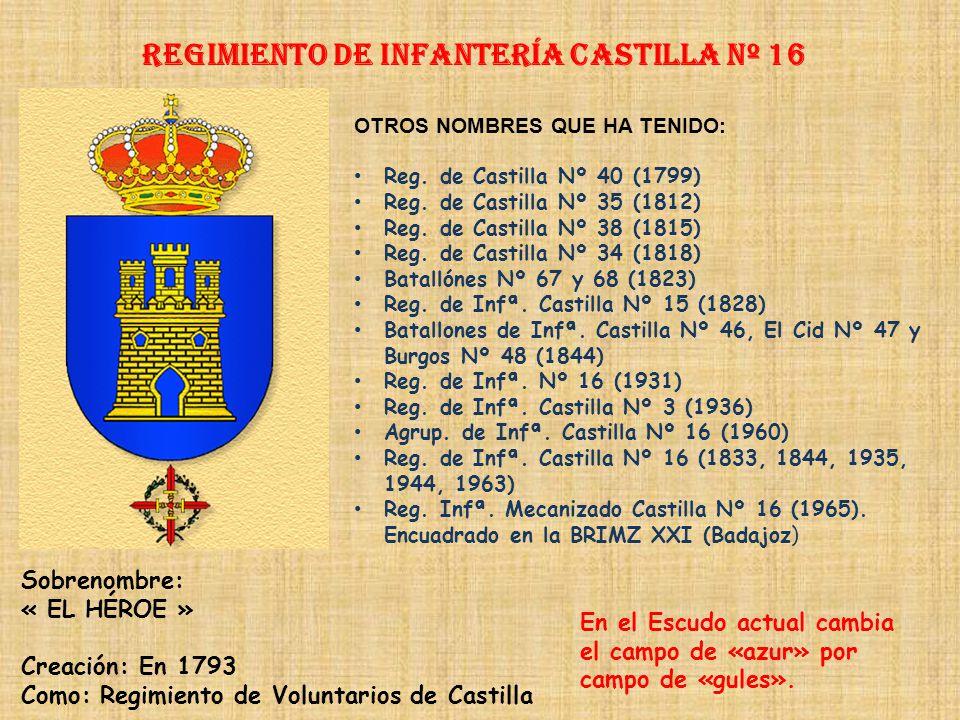 Regimiento de Infantería DE LA REINA nº 2 Regimiento de Infantería EXTREMADURA nº 15 PRINCIPALES HECHOS DE ARMAS Guerras con Portugal (1641, 1622-1623