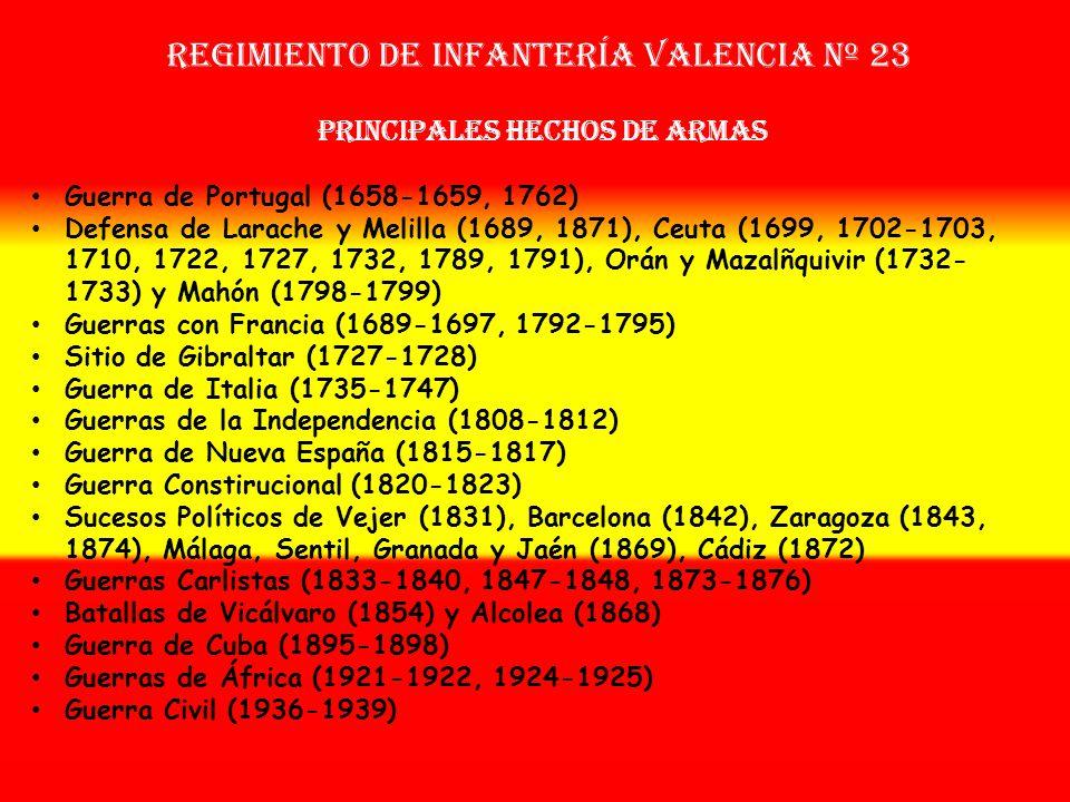 Sobrenombre: « EL DEFENSOR » Creación: en 1.658 Como: Tercio de las Milicias de la Costa de Granada OTROS NOMBRES QUE HA TENIDO: Tercio de Constanzo (