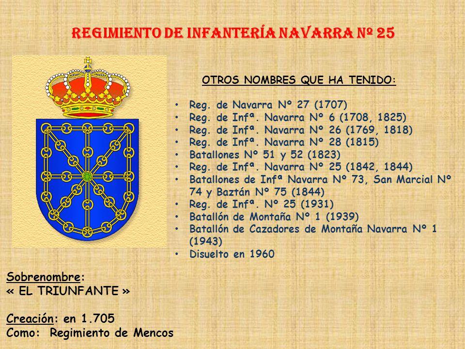 Regimiento de Infantería DE LA REINA nº 2 Regimiento de Infantería JAÉN nº 25 PRINCIPALES HECHOS DE ARMAS Guerras de Flandes y Paises Bajos (1637-1652