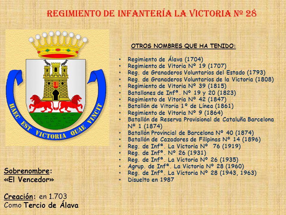 Regimiento de Infantería DE LA REINA nº 2 Regimiento de Infantería LUCHANA nº 28 PRINCIPALES HECHOS DE ARMAS Guerra de la Independencia (1808-1809) Ca