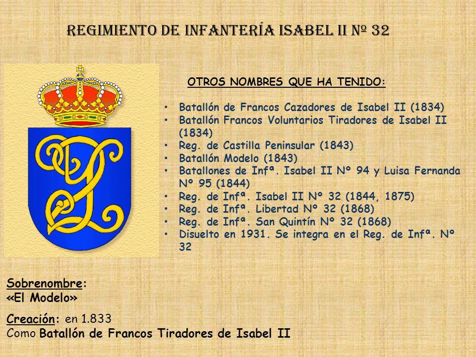 Regimiento de Infantería DE LA REINA nº 2 Regimiento de Infantería asturias nº 31 PRINCIPALES HECHOS DE ARMAS Guerra de Sucesión (1701-1714) Guerras d