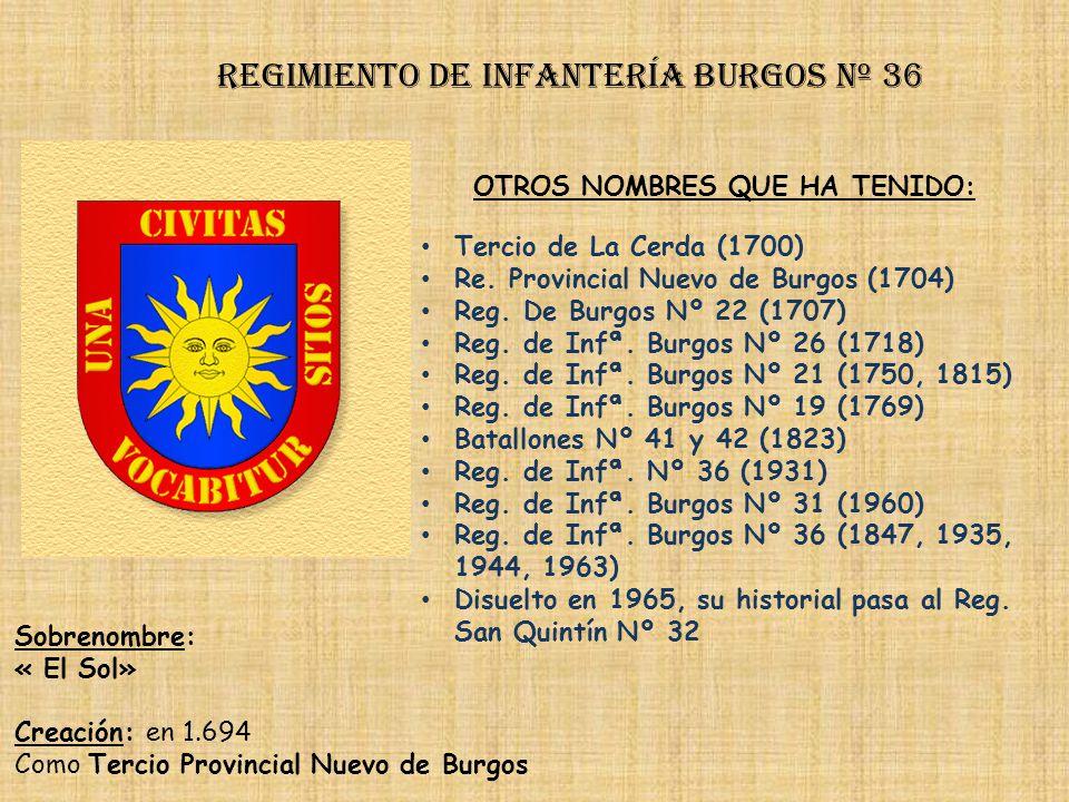 Regimiento de Infantería DE LA REINA nº 2 Regimiento de Infantería Toledo nº 35 PRINCIPALES HECHOS DE ARMAS Guerras con Portugal (1661-1666) Campaña d