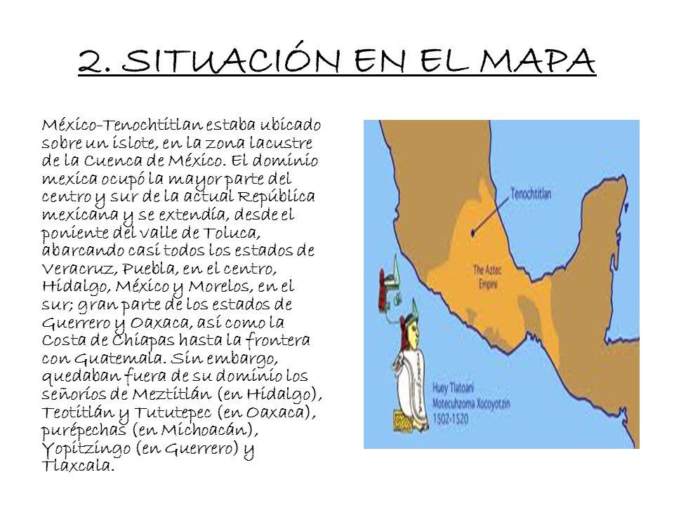 1.1. LA CULTURA AZTECA Los mexicas, llamados en la historiografía tradicional aztecas, fueron un pueblo amerindio de filiación nahua que fundó México-