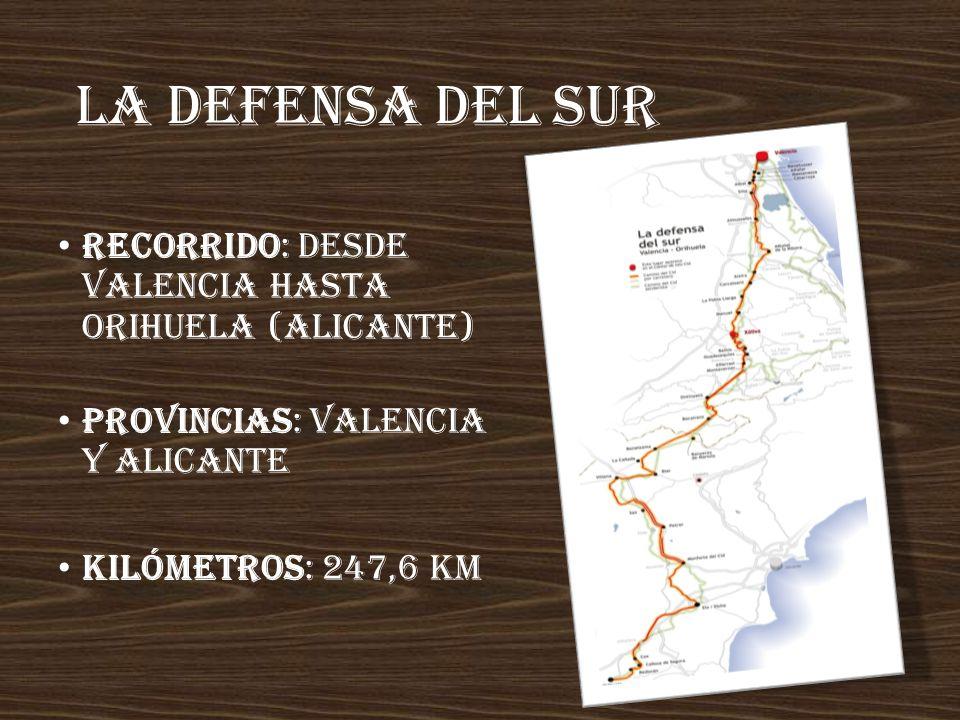 Ramal de castellón Recorrido: desde Sagunto hasta Castellón Provincias: Valencia y Castellón Kilómetros: 48,4 km