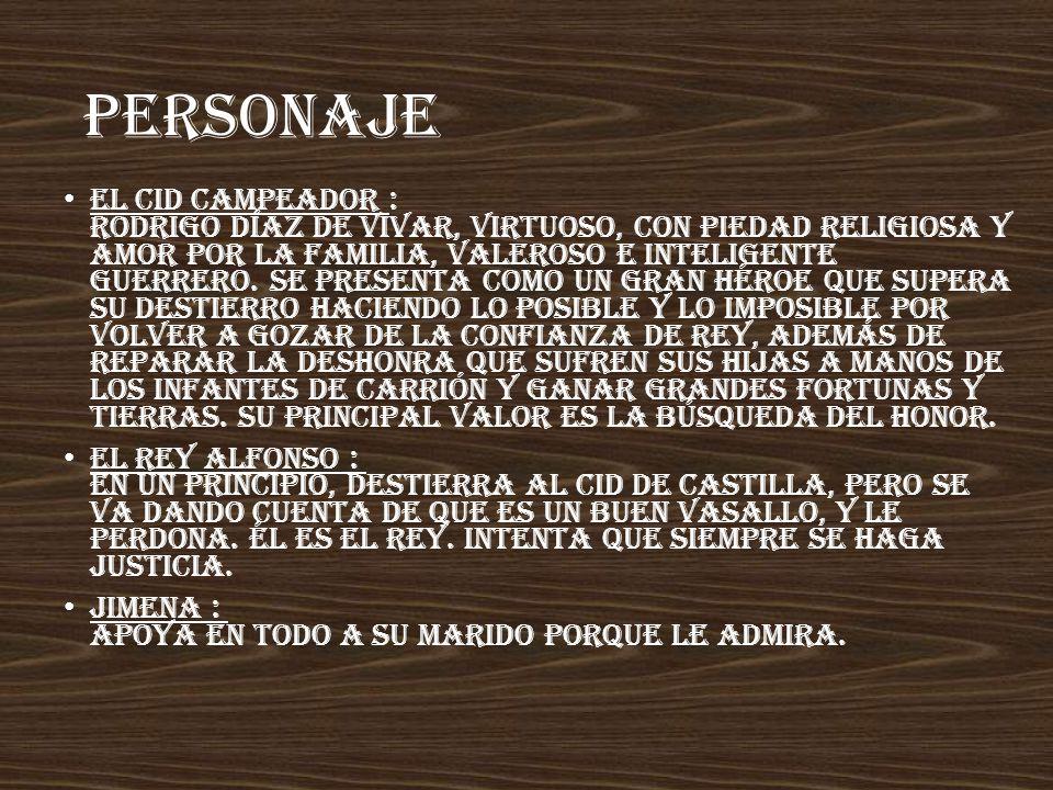 El Cantar del Cid es el primer monumento literario español.Es nuestro poema nacional. Está escrito en letra del siglo XIV, de tipo carolingise descono