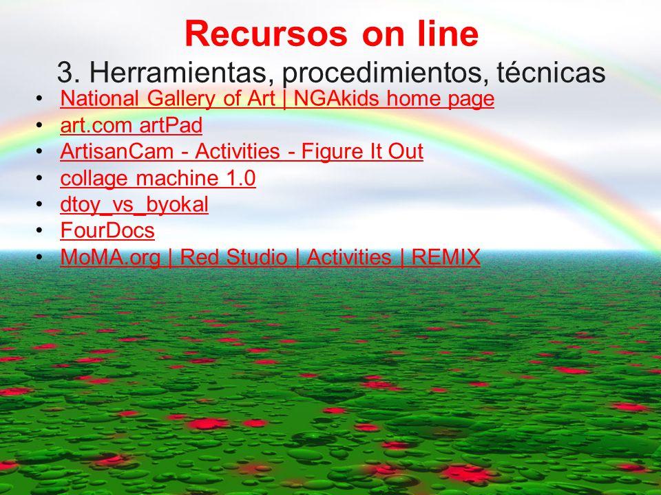 Recursos on line 2.