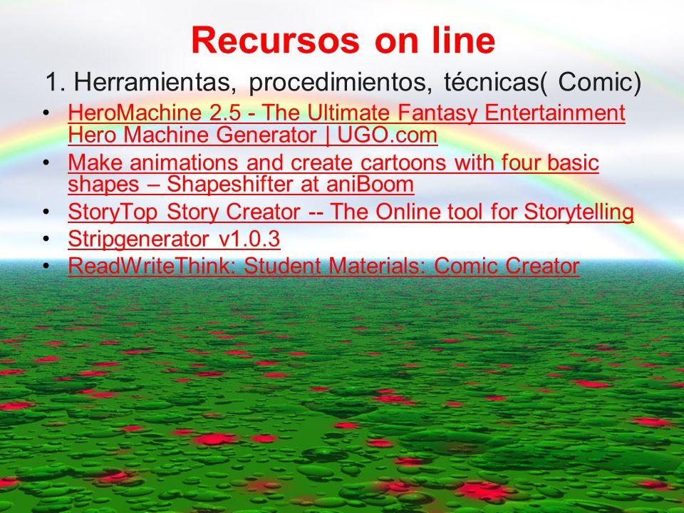 Recursos on line 3.