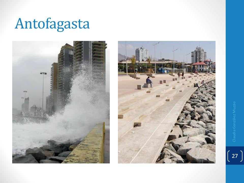 Antofagasta Claudia González Muzzio 27