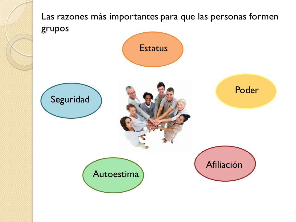 Etapas de desarrollo del grupo 1.Formación : es la primera etapa en la formación de un grupo, se caracteriza por una gran incertidumbre respecto del propósito, estructura y liderazgo del grupo.