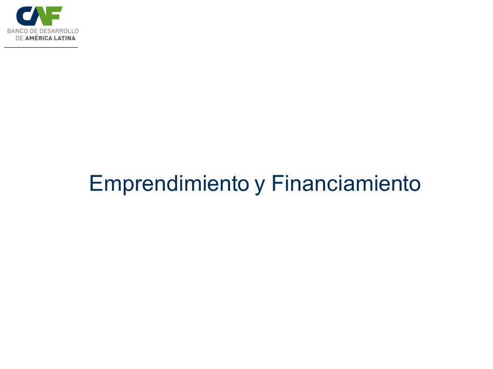 Emprendimiento y Financiamiento