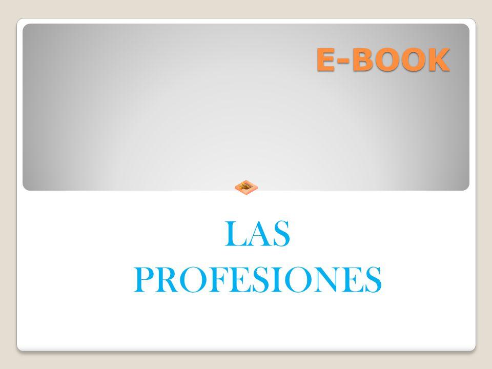 E-BOOK LAS PROFESIONES