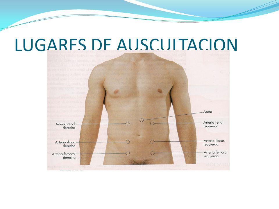 Se debe hacer en un ambiente cálido y silencioso.El paciente debe estar descubierto del abdomen.