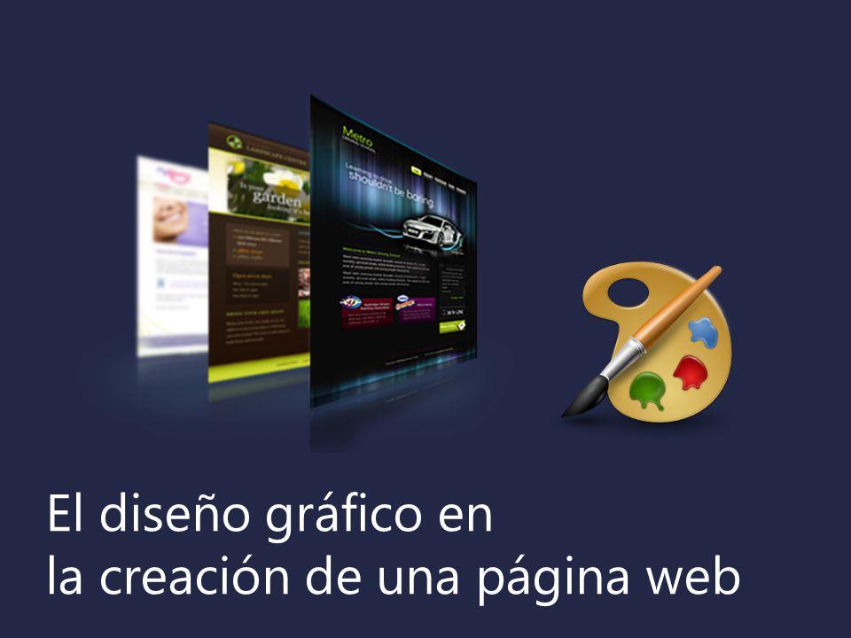 Una página web es el primer el punto de contacto con el usuario.