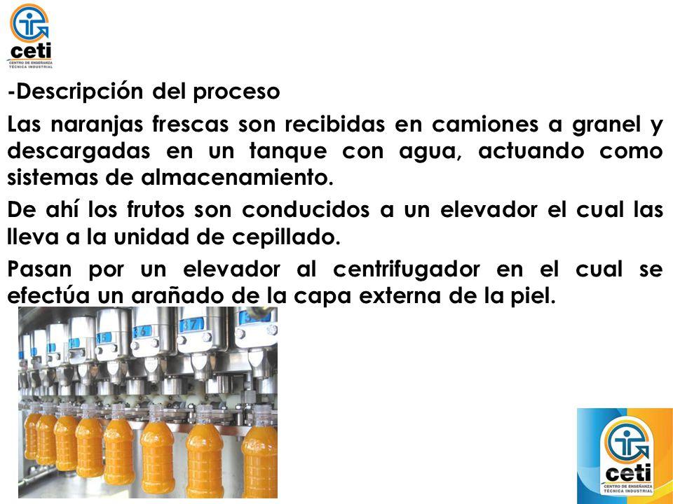 El aceite se lleva por agua pulverizada hacia la base, estos llegan con los aceites esenciales, estos son recuperados por centrifuga.