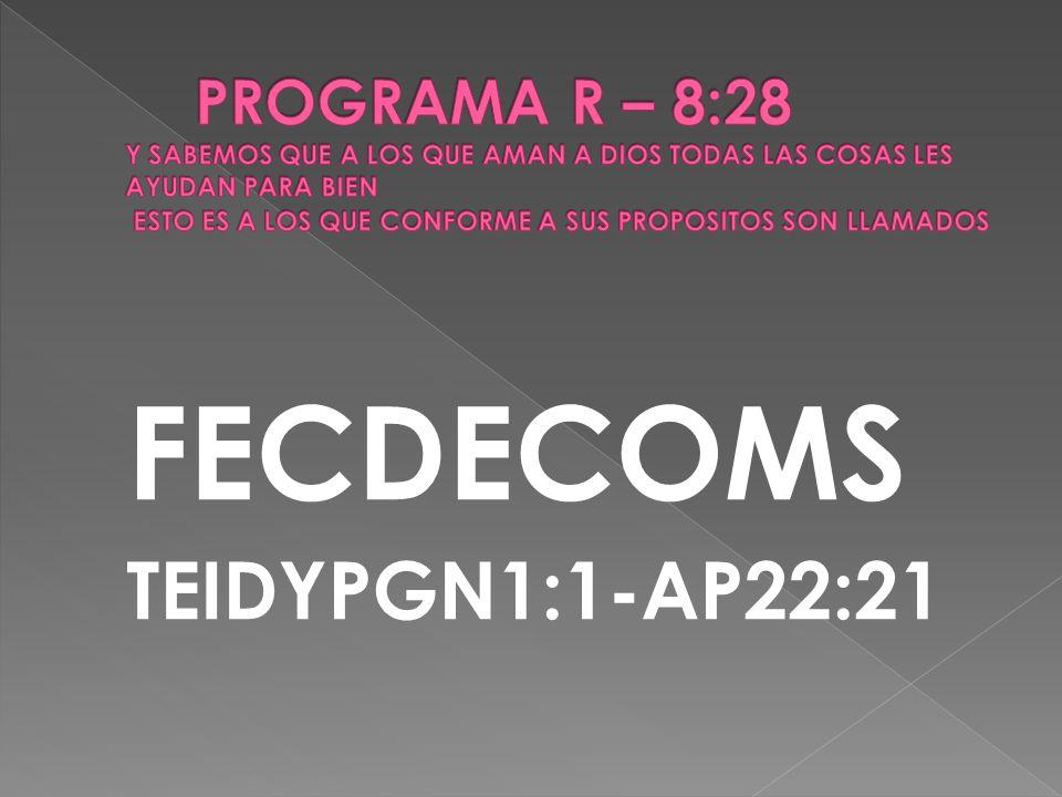 FECDECOMS TEIDYPGN1:1-AP22:21