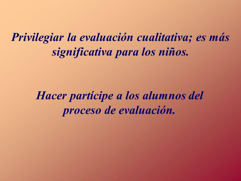 Los errores permiten evidenciar e identificar problemas y al mismo tiempo descubrir en qué consiste el error y corregirlo. Retroinformar oportunamente