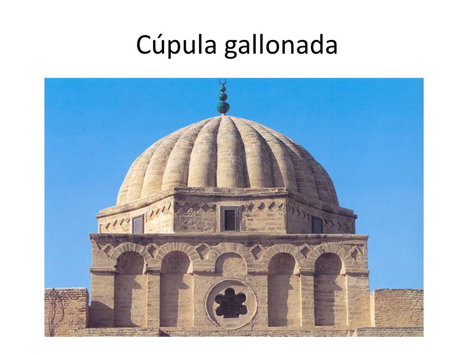 Cúpula gallonada