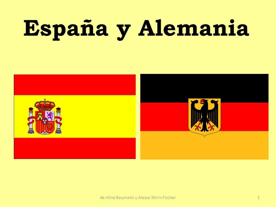 España y Alemania 1de Alina Baumann y Alessa Shirin Fischer