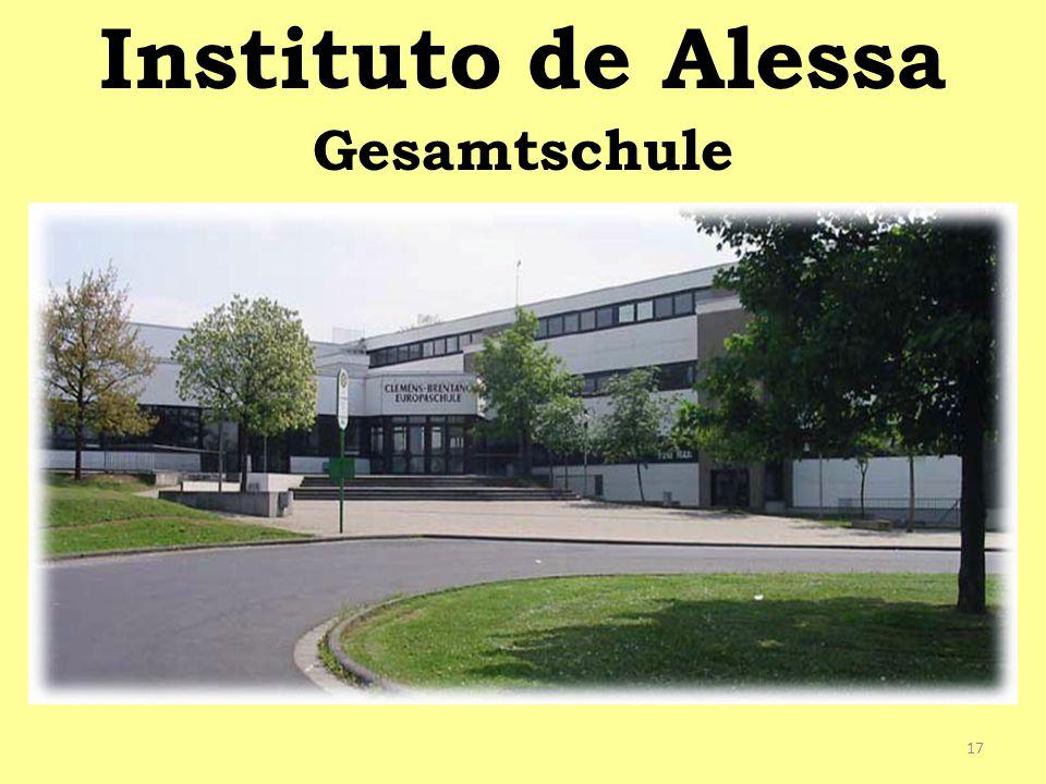 Instituto de Alessa Gesamtschule 17