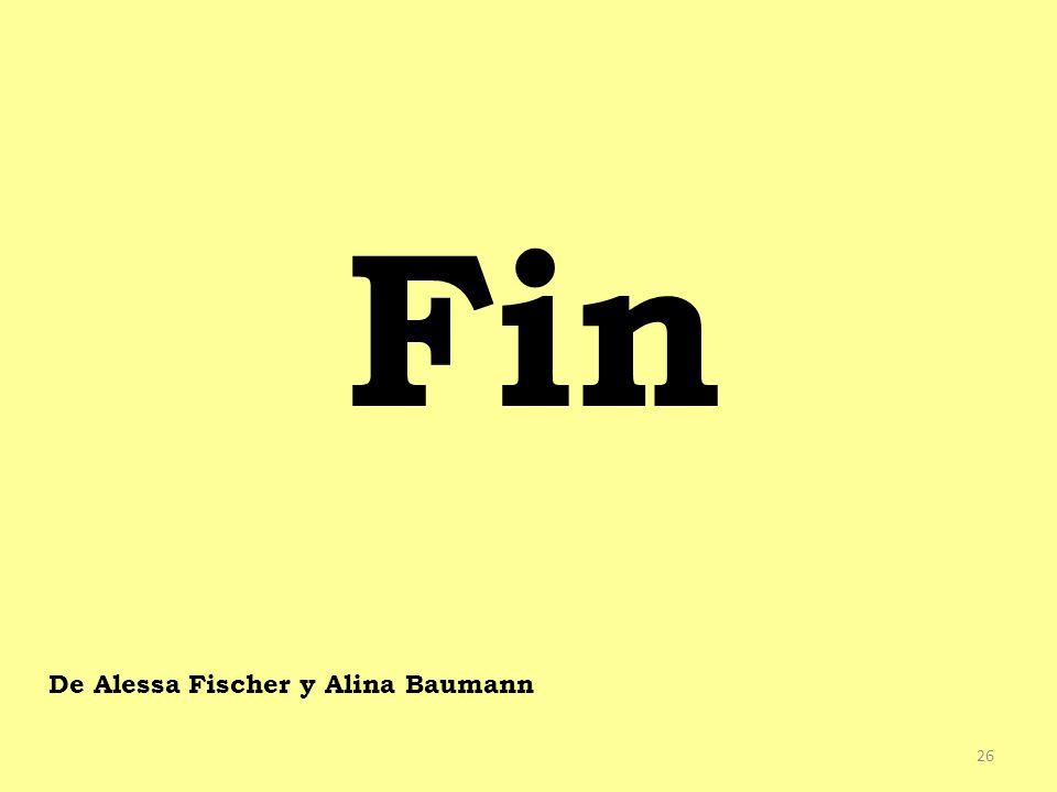 Fin De Alessa Fischer y Alina Baumann 26