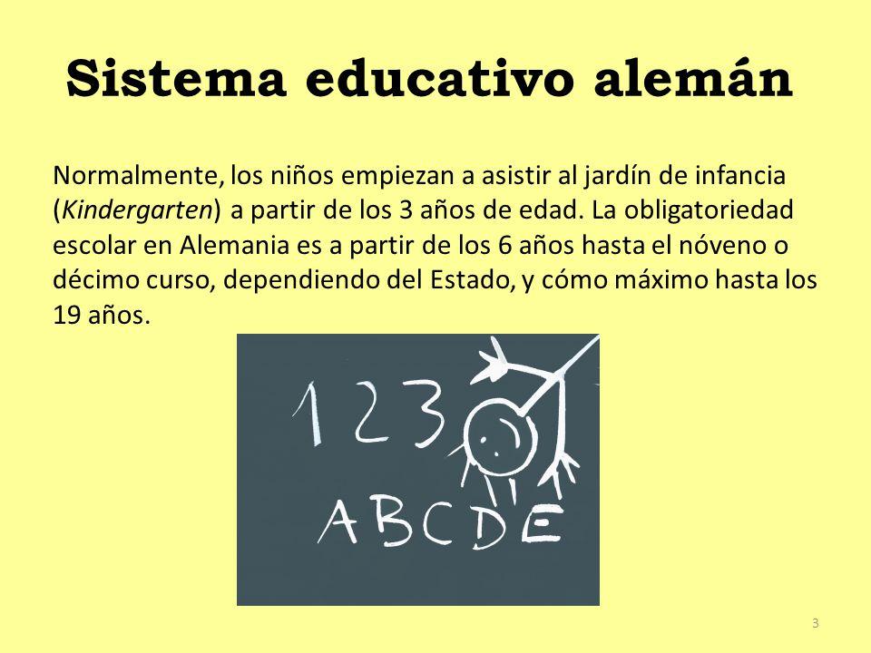 Educación Infantil Todos los niños tienen derecho a una plaza en el Kindergarten.