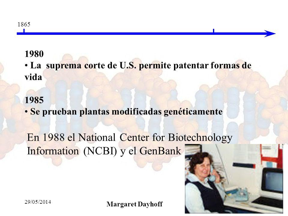 LA DECADA DE LOS 80 29/05/201451