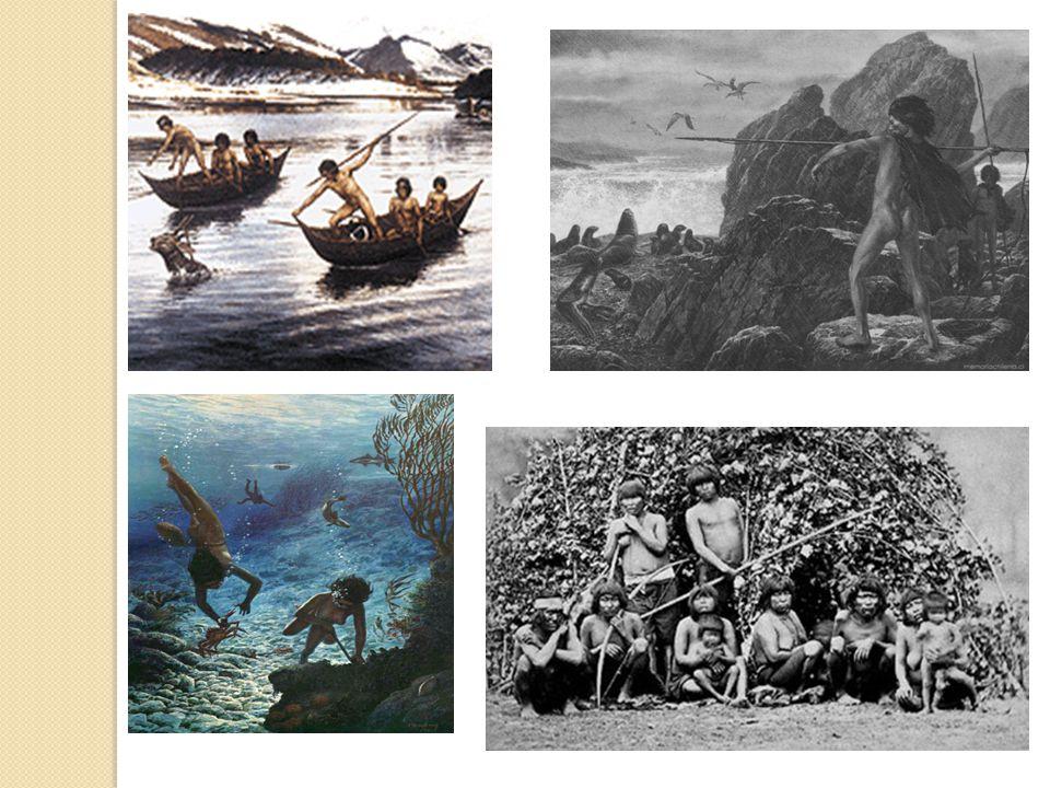 Yaganes Los yaganes eran un pueblo de bandas nómadas canoeras que habitaban más allá de Tierra del Fuego, en la orilla sur del Canal Beagle y en las islas adyacentes.
