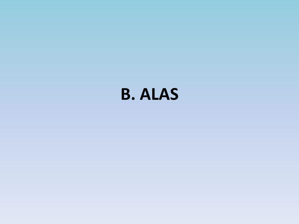 B. ALAS