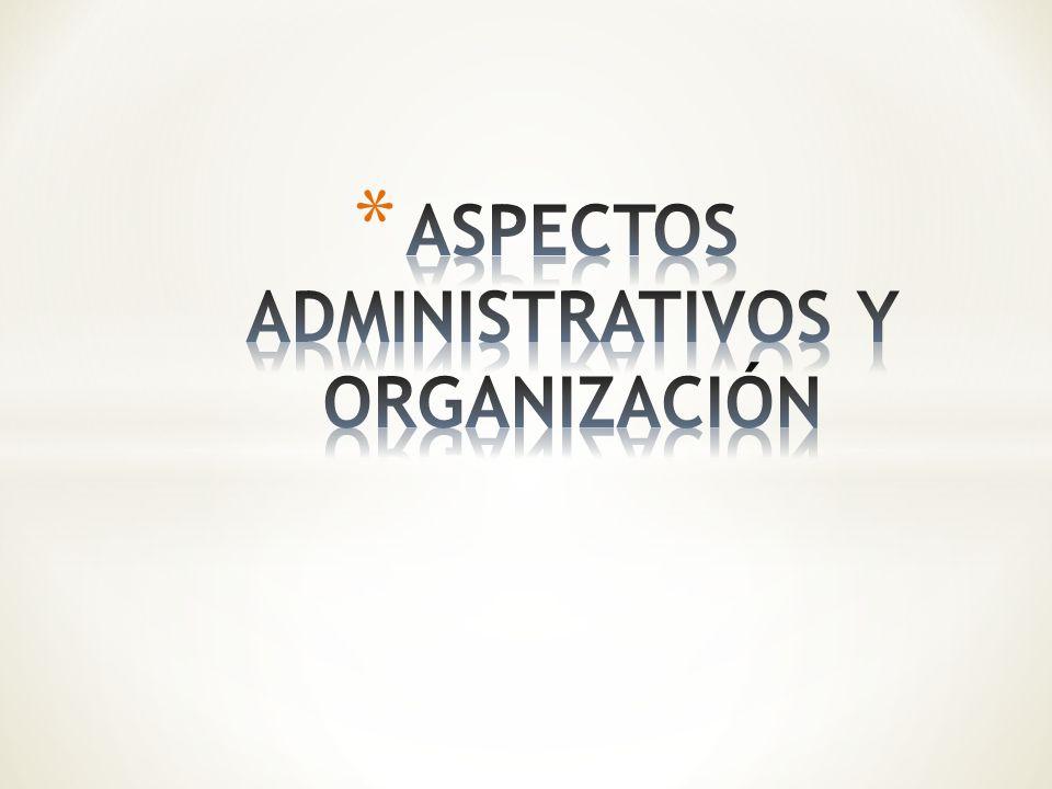 Representa una herramienta fundamental en toda empresa y sirve para conocer la estructura general de la organización.