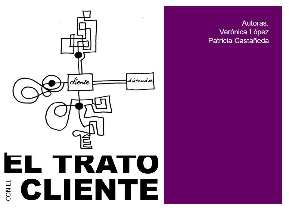 EL TRATO CLIENTE CON EL Autoras: Verónica López Patricia Castañeda
