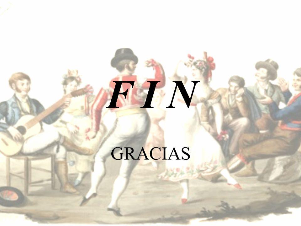 F I N GRACIAS