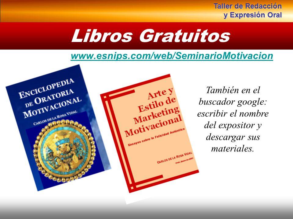 Instituto de Formación Bancaria Copyright © 2008 Carlos de la Rosa Libros Gratuitos www.esnips.com/web/SeminarioMotivacion También en el buscador goog