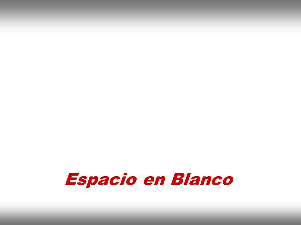 Instituto de Formación Bancaria Copyright © 2007 Carlos de la Rosa Espacio en Blanco