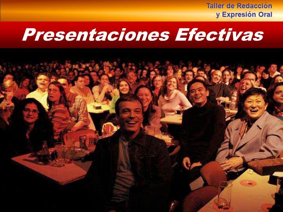 Instituto de Formación Bancaria Copyright © 2007 Carlos de la Rosa Presentaciones Efectivas Taller de Redacción y Expresión Oral
