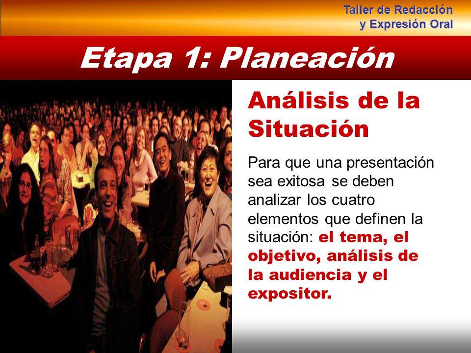Instituto de Formación Bancaria Copyright © 2008 Carlos de la Rosa Etapa 1: Planeación Planeación Análisis de la Situación Para que una presentación s