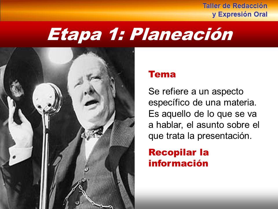 Instituto de Formación Bancaria Copyright © 2008 Carlos de la Rosa Etapa 1: Planeación Planeación Tema Se refiere a un aspecto específico de una mater