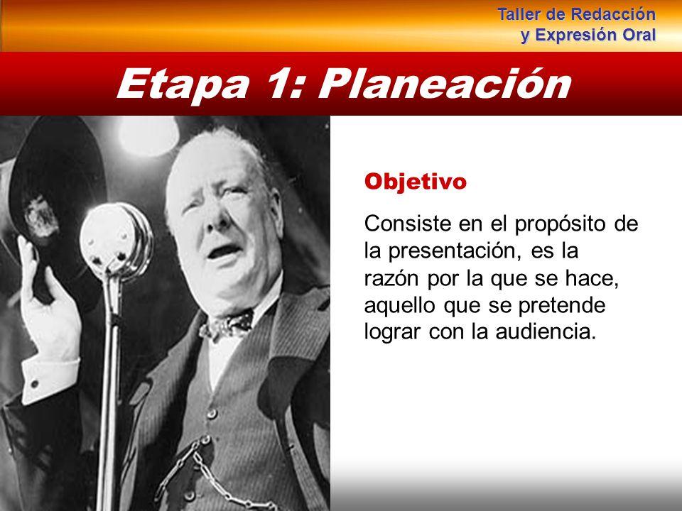 Instituto de Formación Bancaria Copyright © 2008 Carlos de la Rosa Etapa 1: Planeación Planeación Objetivo Consiste en el propósito de la presentación